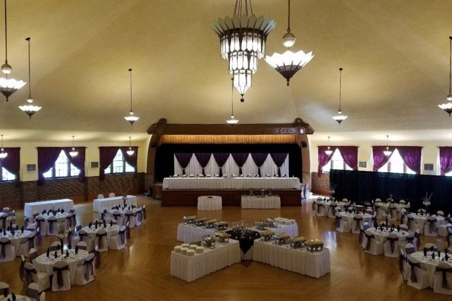 The Great Hall at the Chandelier Ballroom | Hartford, WI