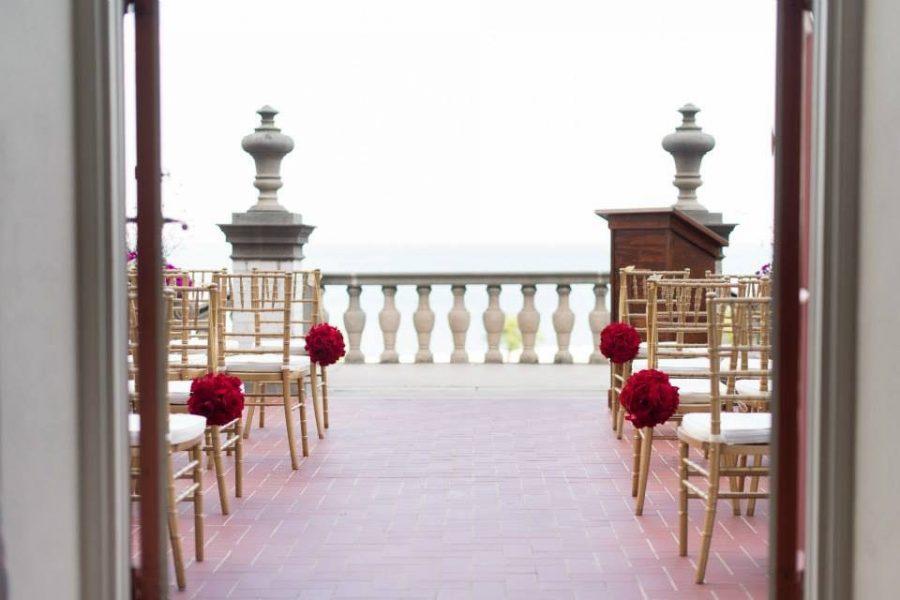 wedding ceremonies at Villa Terrace Decorative Arts Museum