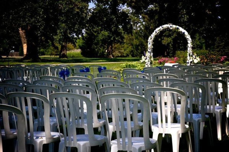 Wedding ceremonies at the Watertown Country Club