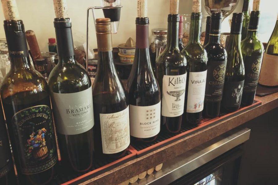 Vino Third Ward Wine Collection