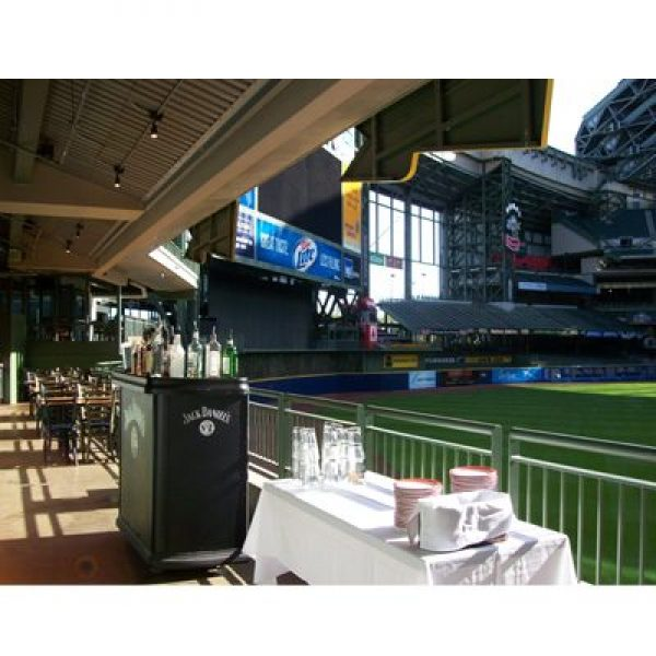 Private events at the Brew Room at Miller Park