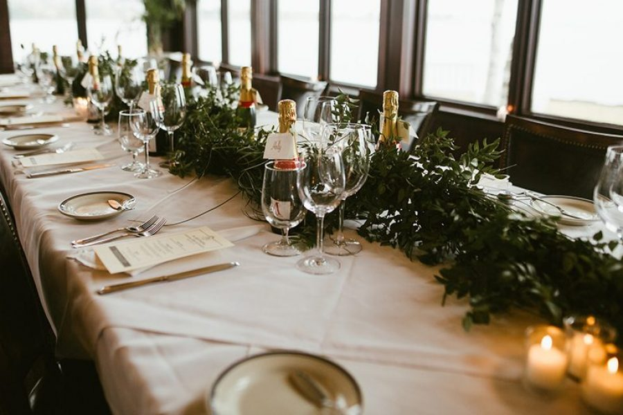 Rehearsal dinners at the Harbor House