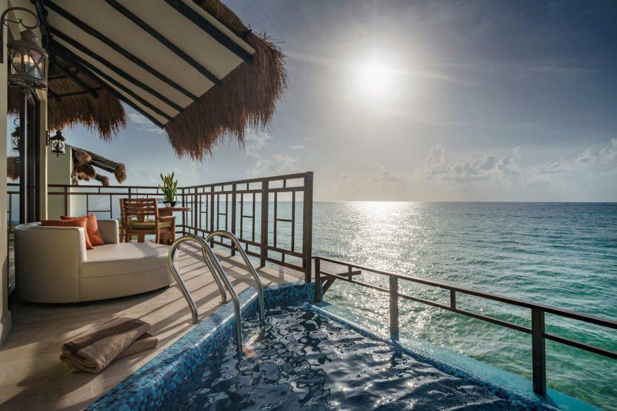 Gorgeous Oceanside resort image for honeymoons