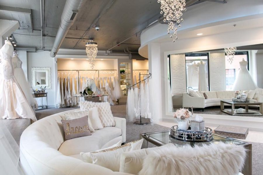 Beautiful image of lounge seating area