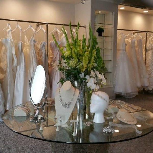inside store image at White Dress