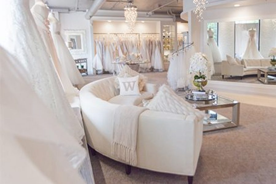 beautifully decorated and comfortable inside White Dress
