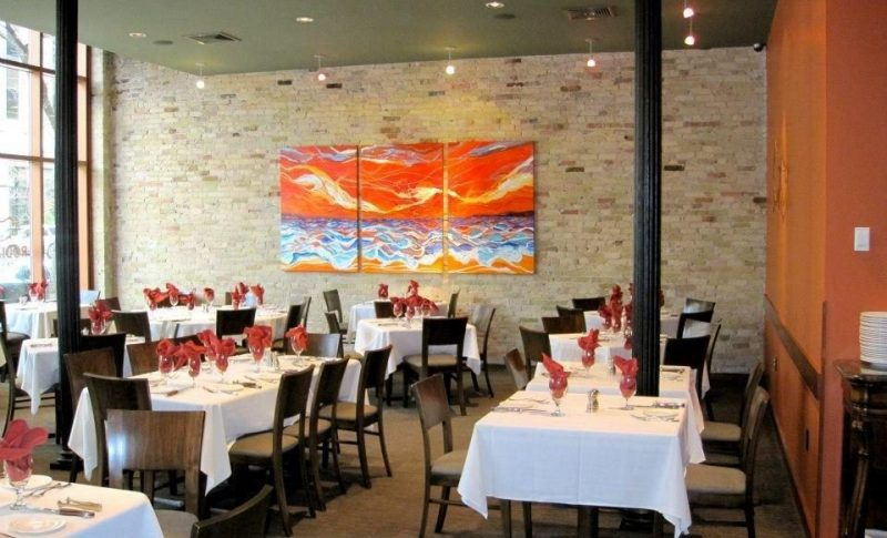 private event space available for Rehearsal Dinners at rodizio grill