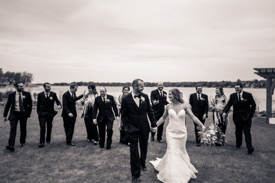 Wedding photography by Cream City Weddings
