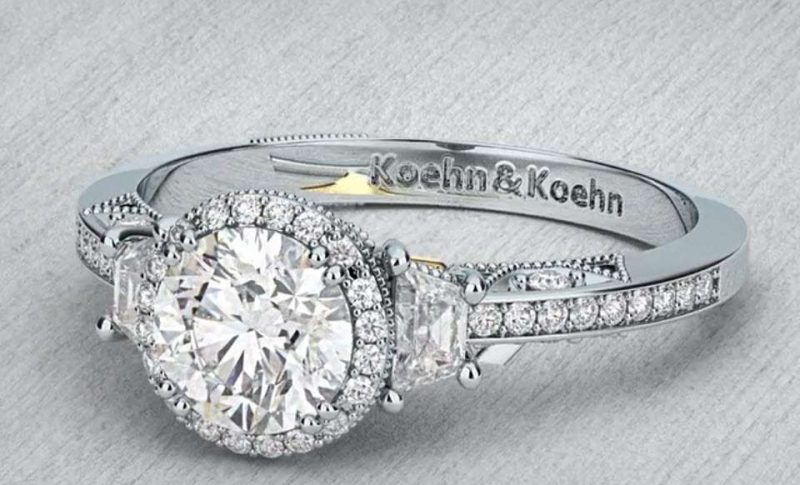 Koehn & Koehn Jewelers - engagement ring