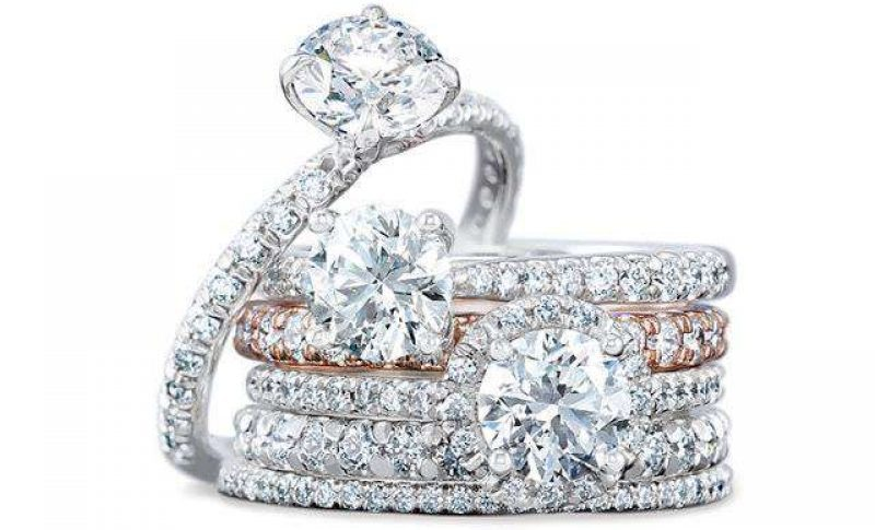 Sullivan Jewelers Engagement Ring