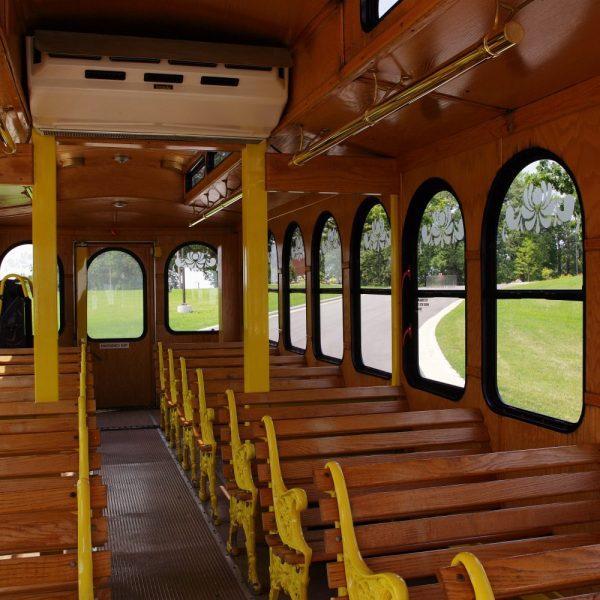 inside trolley image