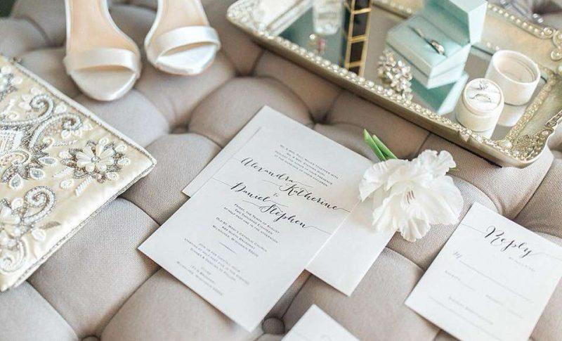 CMYKnot Wedding Invitations