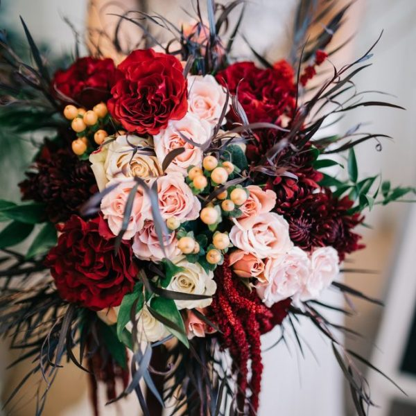 Alfa Flower & Wedding Shop Bridal Bouquet