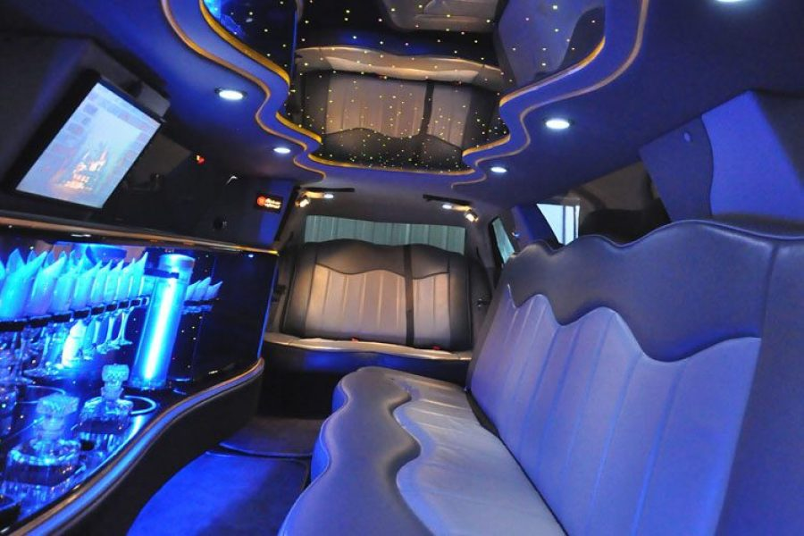 Inside image of Party Bus