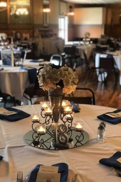 Centerpiece at Sterling Chalet