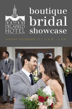 Delafield Hotel Boutique Bridal Showcase