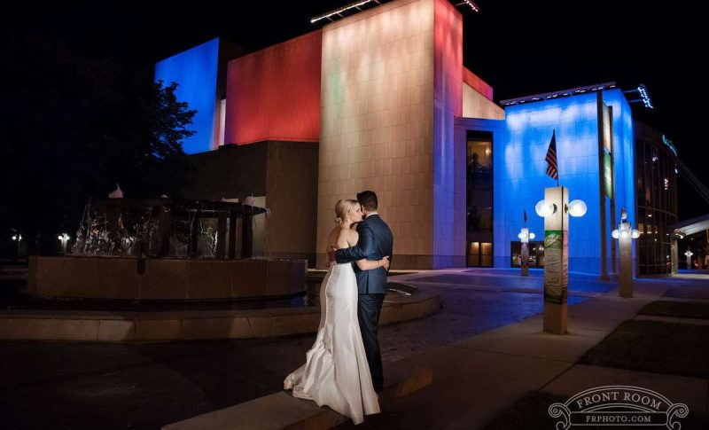 Dynamic Events Wedding photo by Front Room Photography
