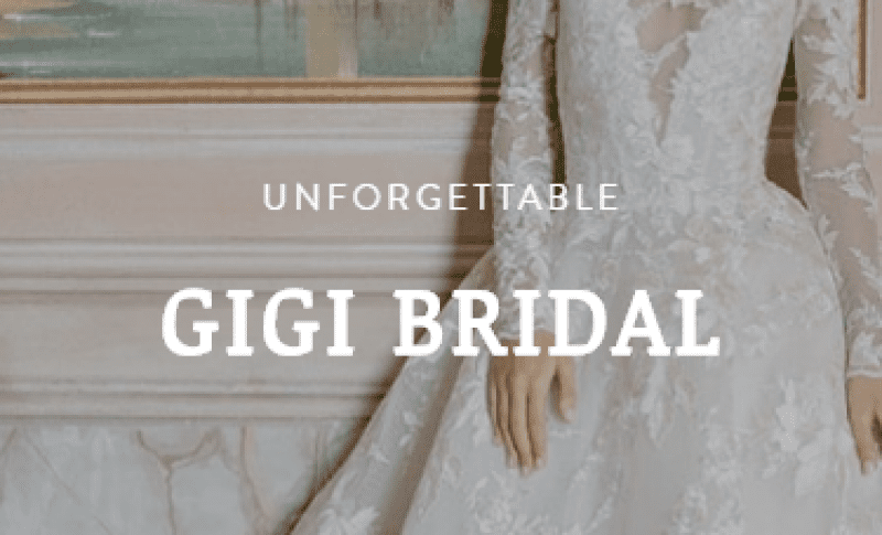 GIGI Milwaukee Wedding Gowns