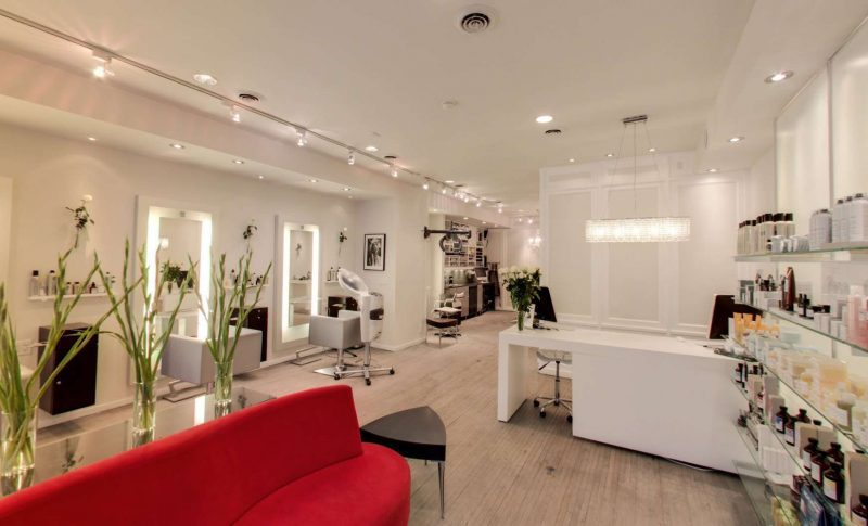 Elegant hair salon- Halo- Milwaukee, WI