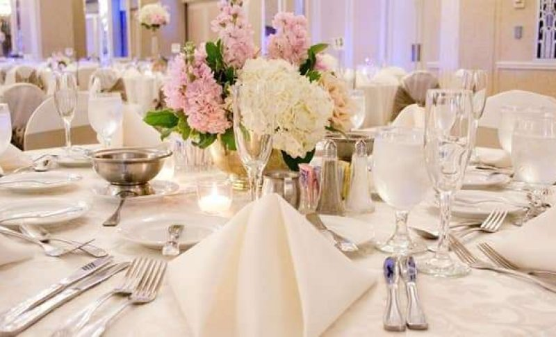 Reception Wedding Table