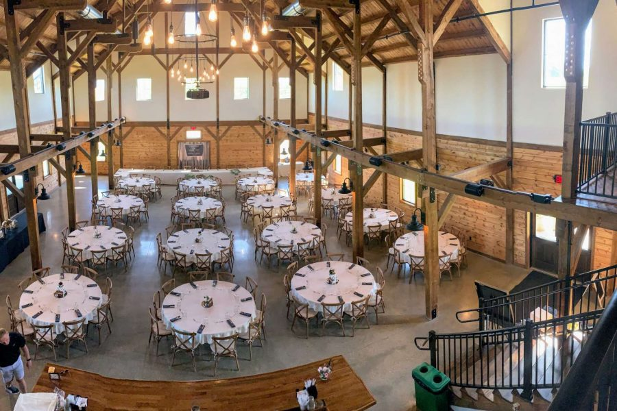 Barn at the Bog Wedding Receptions