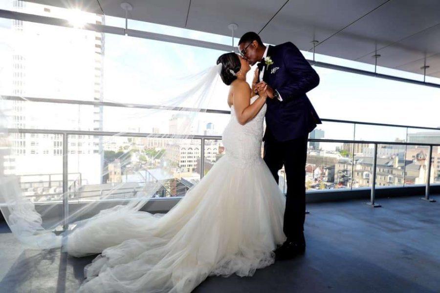 Happy newlyweds - événement
