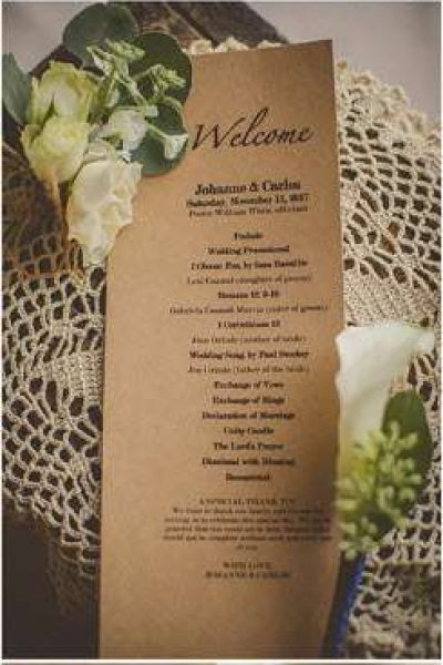 Indian Summer Wedding Photography Invitations