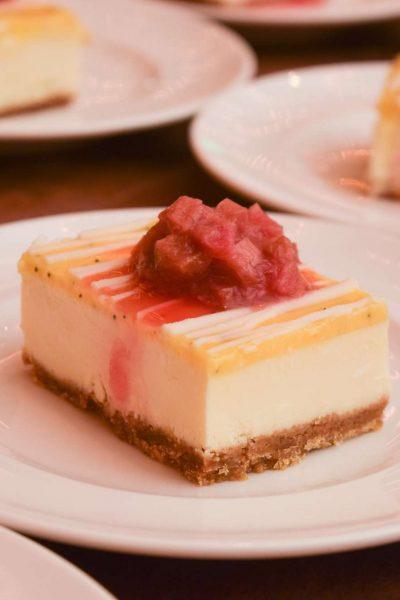 dessert by Sazama's Catering
