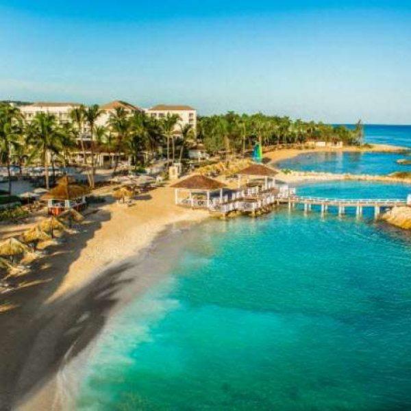 Beach Setting for perfect Honeymoon or Destination Wedding