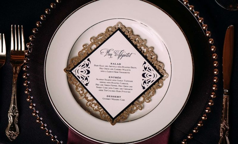 All Occasion Catering- Menu Card
