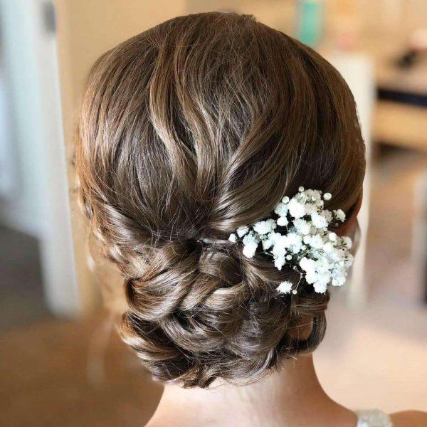 Wedding hair styles by Merle Norman