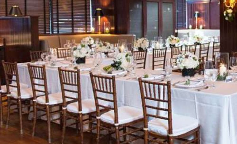 Room for Rehearsal Dinner at MKE Chop House
