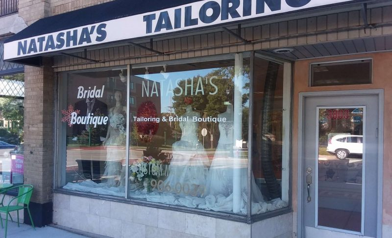 Natasha's Bridal Boutique outside store image