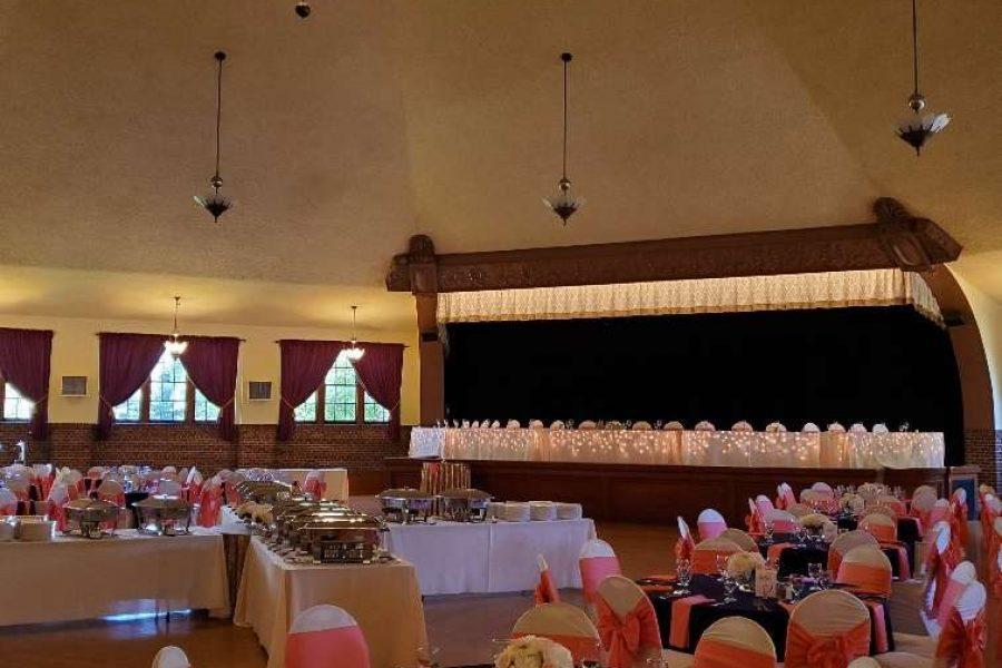 Wedding venues | Chandelier Ballroom