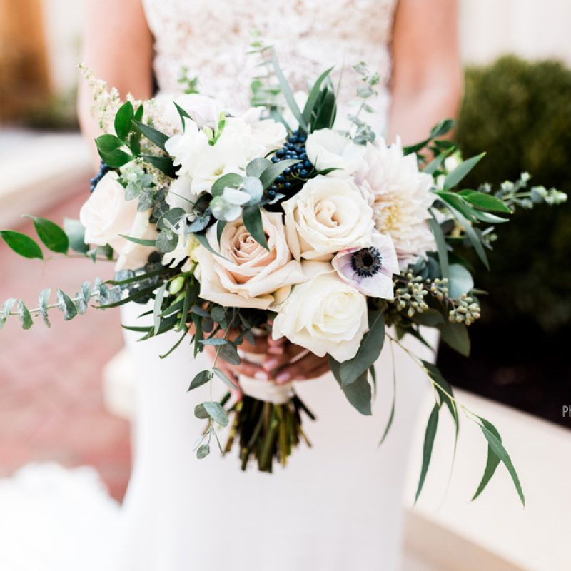 wisconsin wedding florists