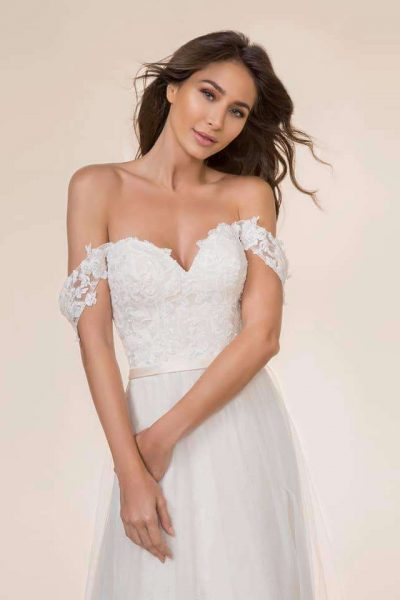 Savvy Bridal Gown