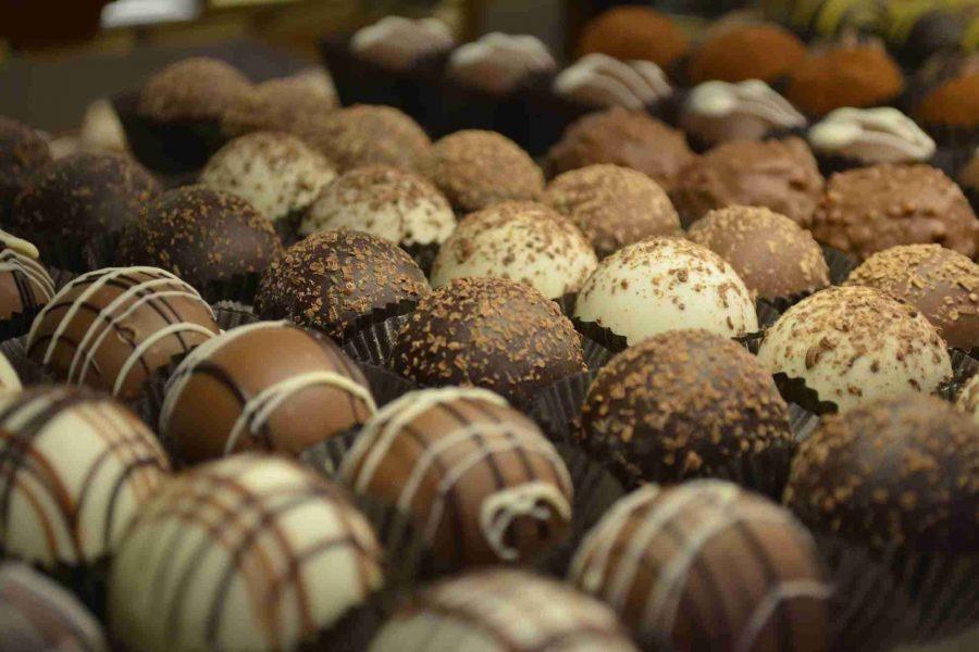 Chocolate Truffles from Allô! Chocolat