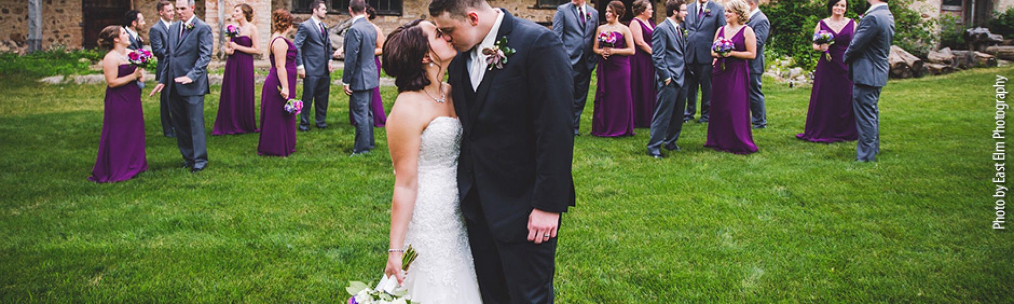 Elissa And Kevin S Classic Wedding At The Country Springs