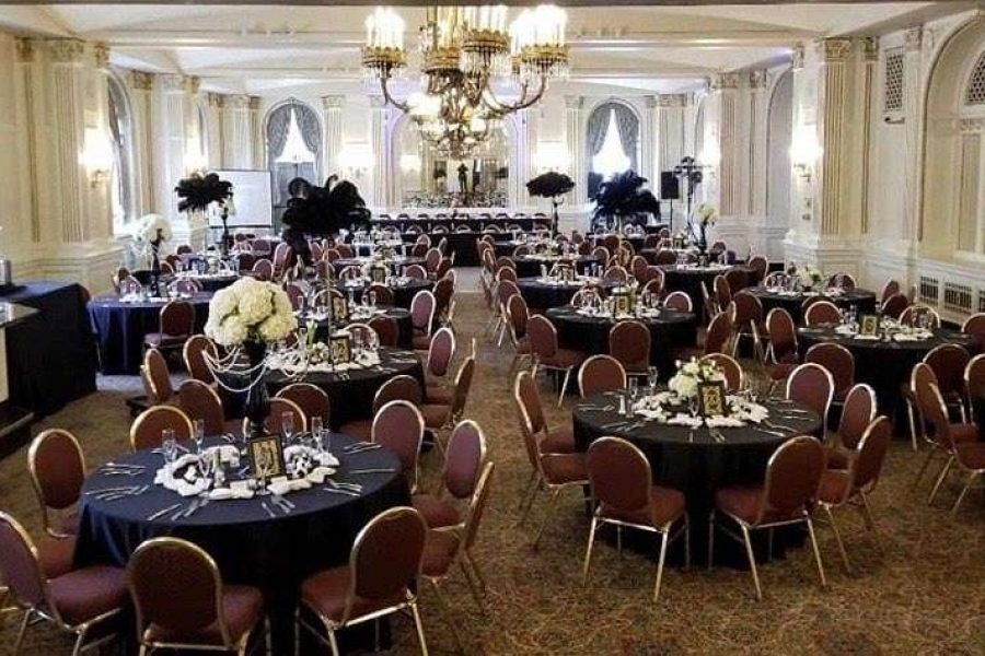 The Astor Hotel- Wedding Receptions