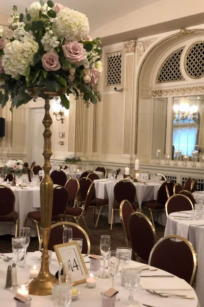 Milwaukee Weddings- The Astor Hotel