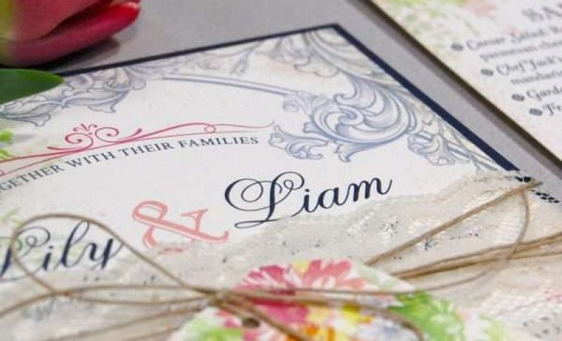 Invitations by paperwhites
