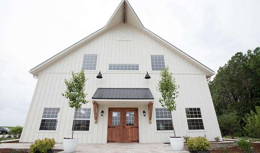 Peck and Bushel Barn | Reception Sites, Rehearsal Dinners ...