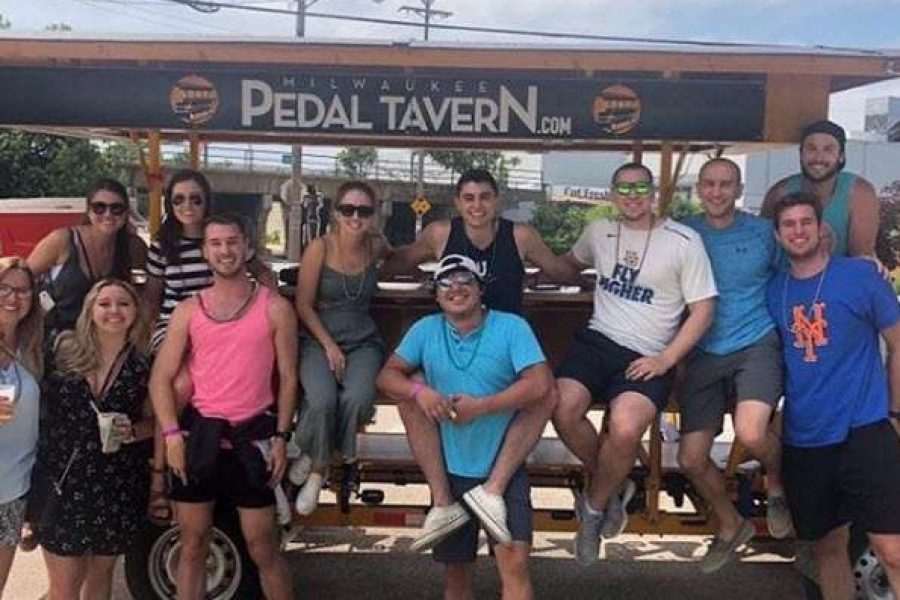 Pedal Tavern in MKE