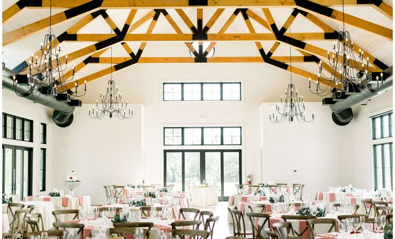 Boho wedding reception at the Carriage House , located in Oconomowoc, WI