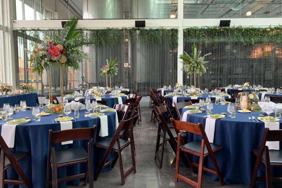 Wedding at The Venue at Milwaukee Brewing Company