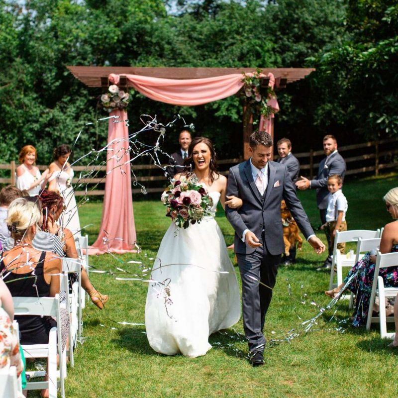 Pretty Pretend Wedding show