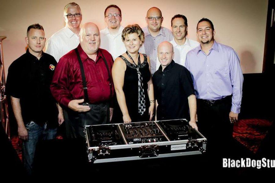 DJ team at ACA Entertainment