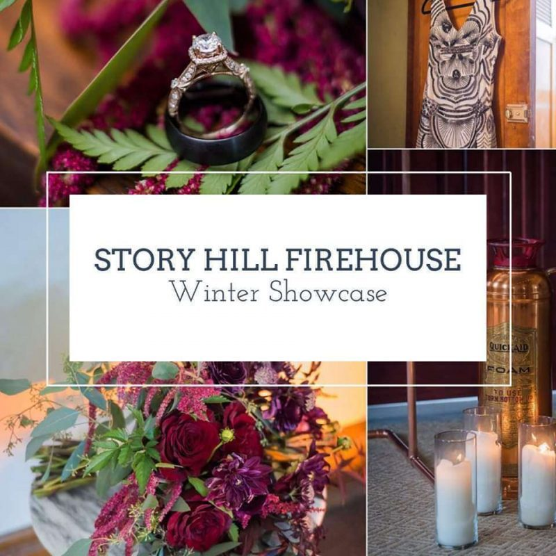 Winter Showcase at Story Hill FireHouse
