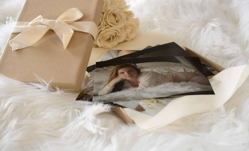 Image package from L.E. Boudoir Photography
