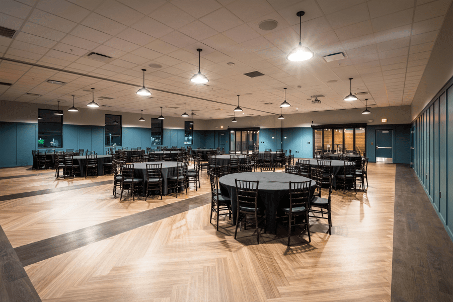 WhirlyBall party space in Brookfield